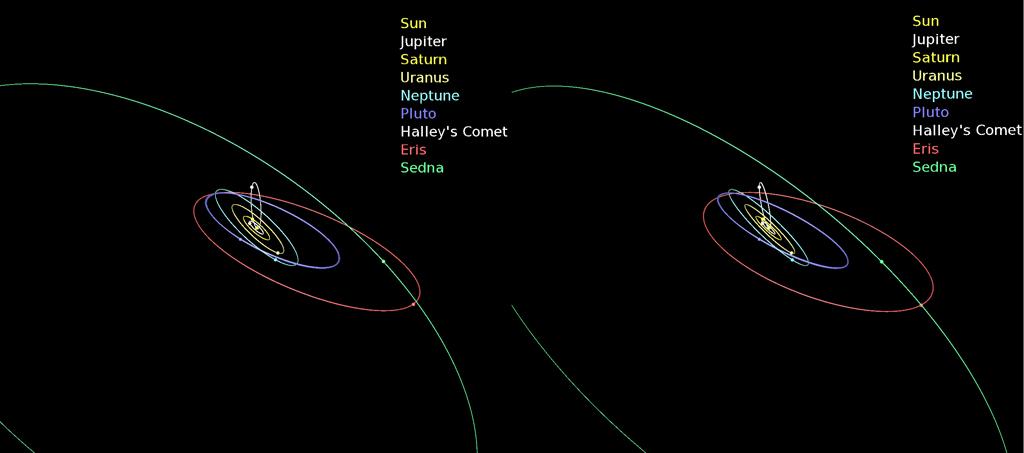 solar system map 3d - photo #23